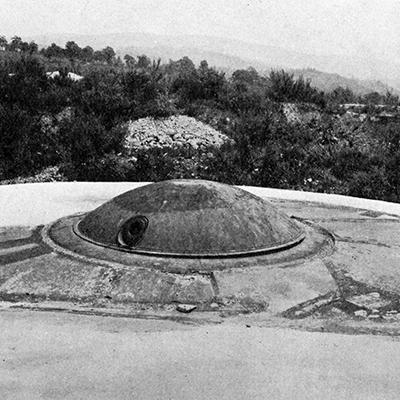 Coupole du Fort de Chaudfontaine