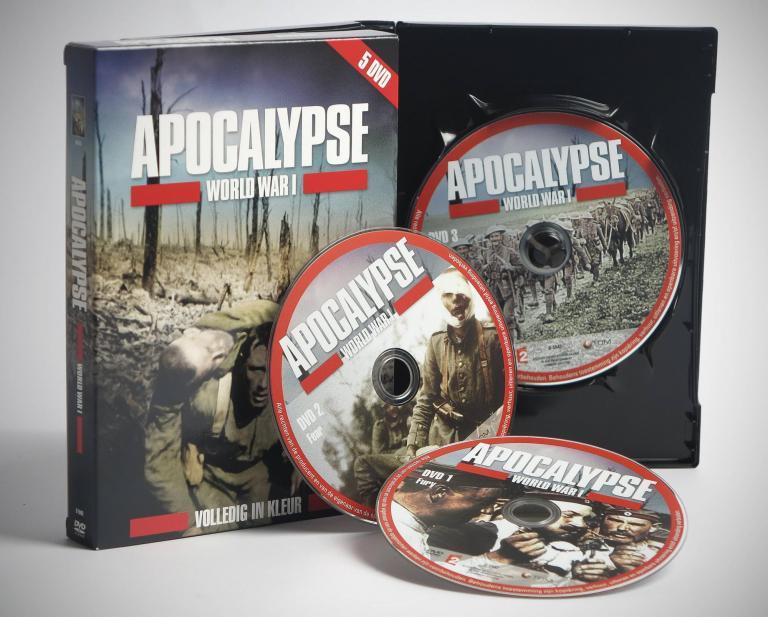 DVD Apocalypse